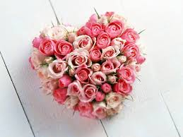 Valentines Flowers - valentines day the harried mom