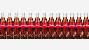 Personalized Pictures With Names Is Your Name On A Coke Bottle The Coca Cola Company