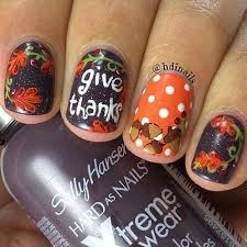 8 best thanksgiving nails images on autumn nails