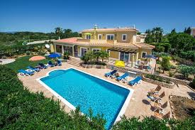 Villa to rent in Boa Nova Algarve with private pool  17729