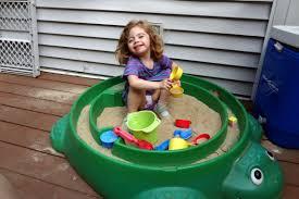 Home Depot Sand Box Easy Diy Sandbox