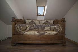 lit transformé en canapé transformer un lit en canape maison design sibfa com