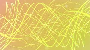 warm yellow background of circular particles in warm yellow tones the