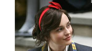 blair waldorf headbands fall tv fashion outfitting gossip girl cnn