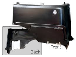 1965 1966 mustang fastback interior quarter panels lamustang