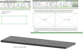 modify roofs edit footprint contextual ribbon autodesk community