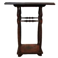 antique spindle leg side table antique spindle leg side table house