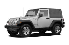 2008 jeep wrangler new car test drive