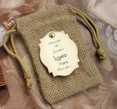 burlap wedding favor bags best 25 burlap wedding favors ideas on wedding favour
