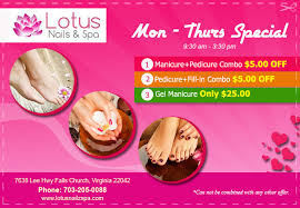 nail salon 22042 of falls church va lotus nails spa acrylic