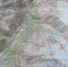 Swiss Alps Map Hiking Map Top 25 3630 Ot Chamonix U0026 Mont Blanc Alps France