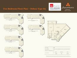 Palm Jumeirah Floor Plans by Floor Plans Anantara Residences Palm Jumeirah By Seven Tides