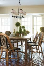 correct height of chandelier over dining room table valley az