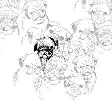 send in the pugs threadless blog