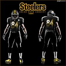 steelers thanksgiving report steelers to wear all black jerseys vs colts