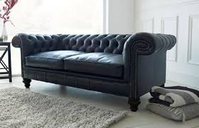 Handmade Chesterfield Sofas Uk Paxton Black Leather Chesterfield Chesterfield Company
