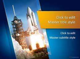 free shuttle ppt template