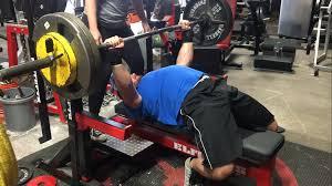 5 3 1 week 1 bench press 275x7 video u0026 log presses elite fts