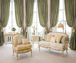 Curtains For A Large Window Custom Household V S Alterations