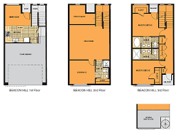 Brooklyn Brownstone Floor Plans Brownstone Square Contemporary Row Homes Single Family Homes In