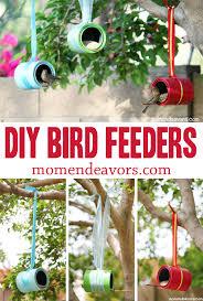 Garden Diy Crafts - diy bird feeders