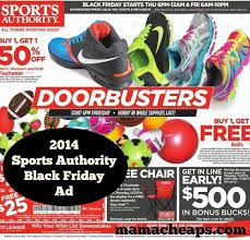 2014 sports authority black friday ad and deals cheaps