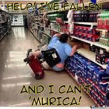Merica Wheelchair Meme - damn it billy bob not again by unknownjedi meme center