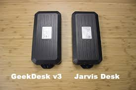 geekdesk v3 electric adjustable standing desk review pricing