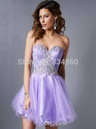 light purple short dress sale light purple homecoming dresses 2015 sweetheart a line