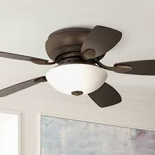 44 inch ceiling fan with light 44 casa habitat oil rubbed bronze hugger ceiling fan 00844