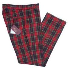 plaid vs tartan tartan trousers ebay