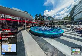 Google Maps Miami Beach by