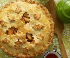 caramel velvet apple pie recipe finecooking