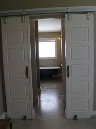 Barn Style Doors Barn Style Bifold Closet Doors Roselawnlutheran