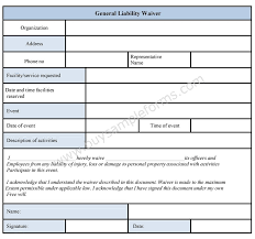 sample parent release forms