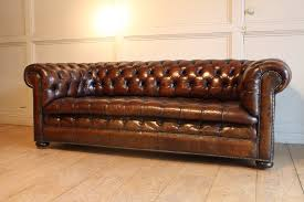 Leather Chesterfield Sofa by Antique Chesterfields Uk Chesterfields Sofas U2013 Brown Leather
