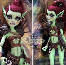 custom mh dolls repaints pinterest dolls monster high and