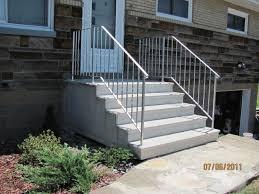 Precast Concrete Stairs Design Concrete Unit Steps Hampton Concrete Products In Pittsburgh Pa