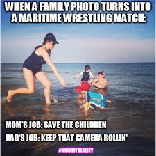 Being A Mom Meme - it s a mommyreality photo challenge the un coordinated mommy