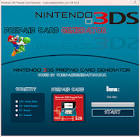 3ds Prepaid Card Code Generator No Survey 2013 Mediafire