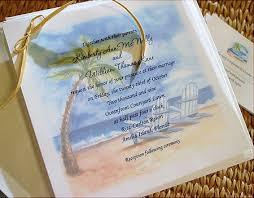 Beach Theme Wedding Invitations Rainingblossoms Beach Theme Wedding Invitations Inspiration
