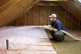attic insulation okc blown in insulation oklahoma city