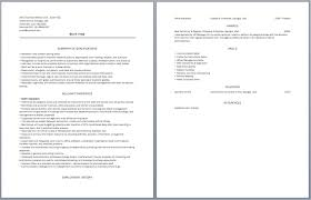 Sample Resume For Accountant by Chartered Accountant Resume Accounting Resume Samples