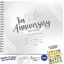 ten year wedding anniversary gift best 25 tenth anniversary gift ideas on 10 year