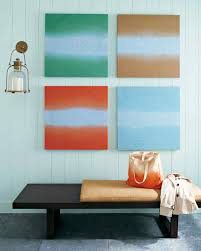 Martha Stewart Upholstery Fabric Painted Fabric Projects Martha Stewart