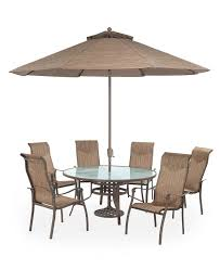 60 Patio Table Oasis Outdoor Patio Furniture 7 Set 60 Dining Table