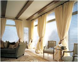 Covering A Wall With Curtains Ideas Accessories Inspiring Window Treatment Design Of Dining Room
