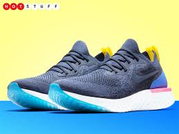Nike React the cushioned nike react ensures runners always go the distance