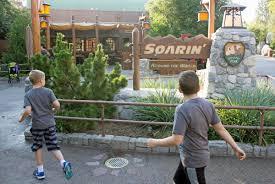Disney California Adventure Map Video Soarin U0027 Around The World Debuts At Disney California