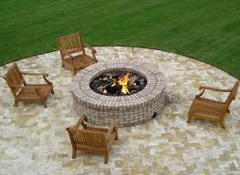 Firepit Gas Stainless Steel 24 Inch Gas Pit Ring Kit
